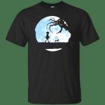 Perfect Moonwalk- Coraline T-Shirt movie T Shirt