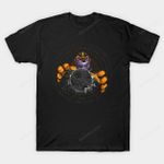 The Mad Titan vs The Empire! T-Shirt Death Star Marvel Comics Mashup movie Star Wars Supervillain Thanos T Shirt