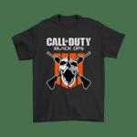 Call Of Duty Black Ops 4 Guns And Skull Shirts Call of Duty COD: Black Ops 4 gamer Video Game T Shirt