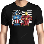Civil War Junction Graphic Arts T Shirt