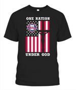 One nation under god Phillies MLB Philadelphia Phillies T Shirt