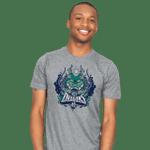 Team Dragons T-Shirt Anime Dragon Dragon Ball Manga Parody Shenron sports logo T Shirt