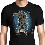 The Biotic Rifle Graphic Arts T Shirt