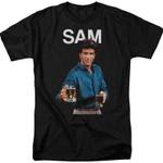 Sam Cheers T-Shirt 80S TV T Shirt