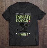 Rock Paper Scissors Throat Punch I Win Toothless Version HOW TO TRAIN YOUR DRAGON T Shirt