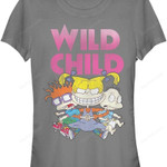 Junior Wild Child Rugrats Shirt 90S CARTOONS T Shirt