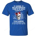 Texas Rangers Is The Strongest T Shirts bestfunnystore.com T Shirt