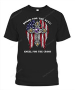 Stand for the flag Vikings NFL Minnesota Vikings T Shirt