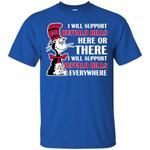 I Will Support Everywhere Buffalo Bills T Shirts bestfunnystore.com T Shirt