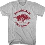 Sunnydale High School Class of '99 T-Shirt Best Selling 80 T Shirt