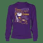 LSU Tigers - Louisiana Saturday Night Instruments Map LSU Tigers T Shirt