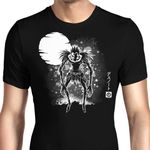 The Shinigami Graphic Arts T Shirt