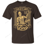 Gold Label Beer T-Shirt movie T Shirt