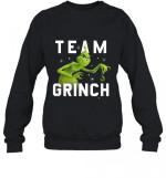 Dr.seuss The Grinch Team Grinch Sweatshirt Grinch Sweatshirt T Shirt
