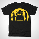 DOH! ZOMBIES! T-Shirt Cartoon The Simpsons TV Zombie T Shirt