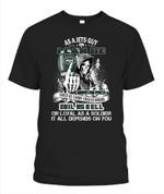 As a Jets guy Devil NFL New York Jets T Shirt
