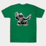 evil caesar T-Shirt Caesar movie Planet of the Apes T Shirt