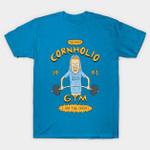 Cornholio's Gym T-Shirt 1993 Beavis and Butt-head Cartoon Cornholio gym MTV Parody TV T Shirt