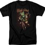 Bad Girls DC Comics T-Shirt DC COMICS SHIRTS movie T Shirt