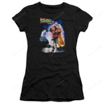Junior Back To The Future Part II Shirt BACK TO THE FUTURE SHIRTS band music singer T Shirt