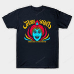 JAMBI SPEAKS T-Shirt Jambi Pee-wee's Playhouse TV T Shirt