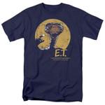 Full Moon ET Shirt 80s Movie T Shirt
