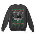 All I Want For Christmas Is Paul McCartney The Beatles Ugly Sweater band Christmas Holiday merry christmas Paul McCartney songwriter The Beatles Ugly