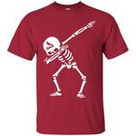 Dabbing Skull St. Louis Cardinals T Shirts bestfunnystore.com T Shirt