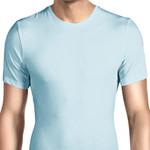 Men's Premium T-Shirt - Light Blue - Blank Apparel Graphic Arts T Shirt