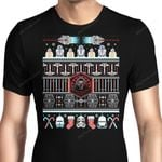 Christmas Awakens Graphic Arts T Shirt