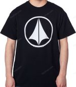 Simple Robotech Defense Force Logo T-Shirt Anime Cartoon Robotech TV T Shirt
