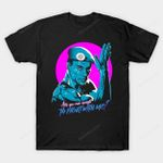 Are you man enough T-Shirt Celebrity Jean-Claude Van Damme movie Street Fighter T Shirt
