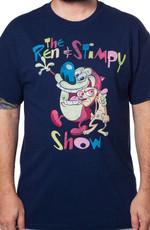 Ren And Stimpy Show T-Shirt Cartoon The Ren Andamp; Stimpy Show TV T Shirt