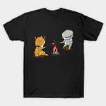 Bonfire Buddies T-Shirt Dark Souls Video Game T Shirt
