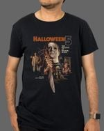 Halloween 5: The Revenge of Michael Myers HALLOWEEN FRANCHISE T Shirt movie T Shirt