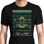 No One Can Hear You Scream Graphic Arts T Shirt