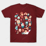Eediot Box T-Shirt Cartoon The Ren Andamp; Stimpy Show TV T Shirt