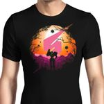 My Galaxy Graphic Arts T Shirt
