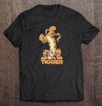 Winnie The Pooh Tigger Upside Down Tigger upside down Winnie the Pooh T Shirt