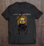 Game Of Minions Game of Minions Game of Thrones Got Minions T Shirt