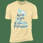 Keep Calm and Expecto Patronum T-Shirt trending T Shirt