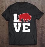 Love Buffalo Bills Football Sport T Shirt