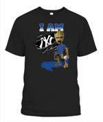 I am Groot Yankees MLB New York Yankees T Shirt