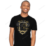 Snuffletusk T-Shirt Black Ranger Mighty Morphin Power Rangers Power Rangers TV T Shirt