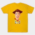 Woody T-Shirt Disney movie Toy Story woody T Shirt