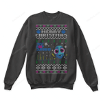 Finding Dory Just Keep Swimming Ugly Christmas Sweater Christmas Finding Nemo Fish Holiday merry christmas Red XIII Sea Ugly Sweater T Shirt