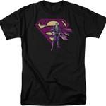 Bizarro With Logo DC Comics T-Shirt movie Superman Shirts T Shirt