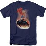Adam Hughes Supergirl DC Comics T-Shirt DC COMICS SHIRTS movie T Shirt