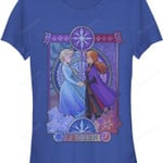 Junior Elsa And Anna Frozen Shirt 2000S MOVIES T Shirt