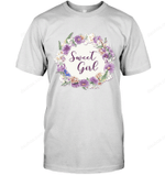 Sweet Girl T Shirts bestfunnystore.com T Shirt